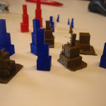 Muscle-Designed 3D Printed Skyscrapers (Iwan Gabovitch CC BY 2.0)