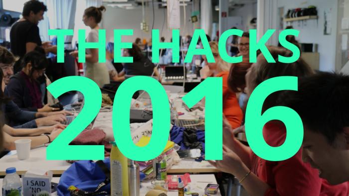 2016 THE HACKS